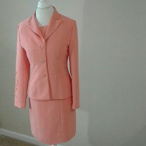 Jessica Ash 2 piece Woman's Dress suit sz 8